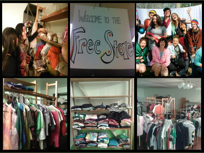 Campus Changemakers: Earlham Free Store Makes Reuse Easy