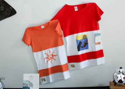 Recycled T-shirts