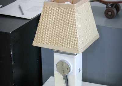Ice Crusher Lamp