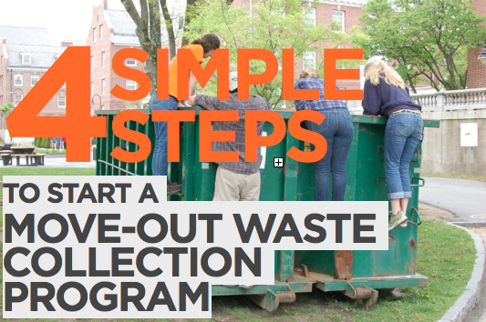 4 Simple Steps to Start a Move-Out Waste Program