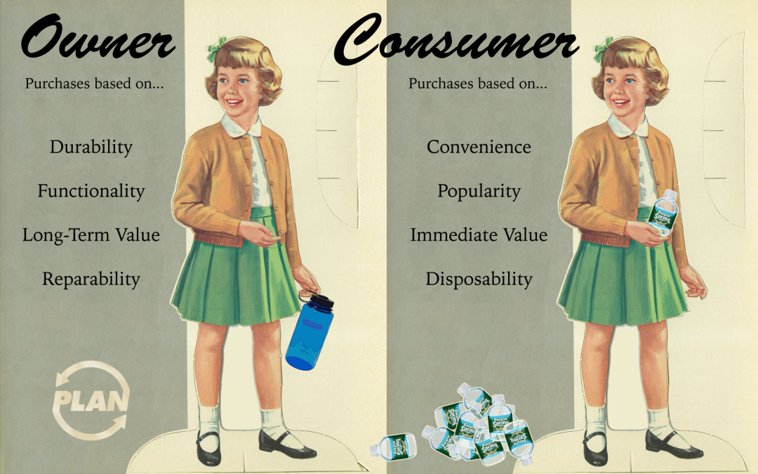 Owner or Consumer?