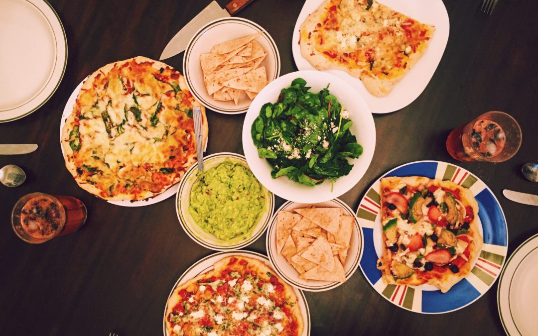 A Nearly ZW Pizza Dinner: Tales from a Shopping Expedition