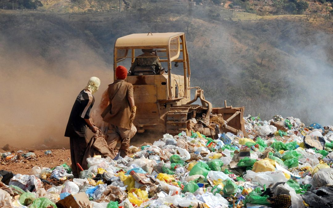 When Trash to Treasure is a Means of Subsistence