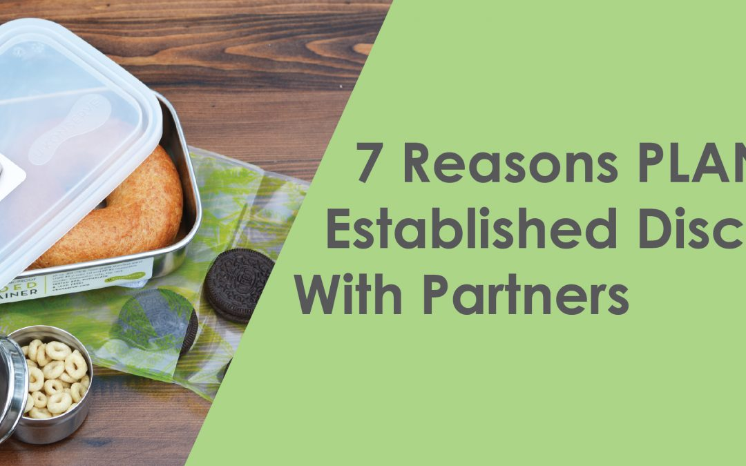 7 Reasons Why PLAN Established Discounts With Partners