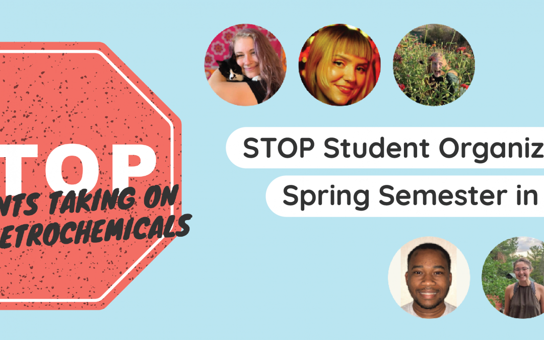 STOP Spring Semester in Review